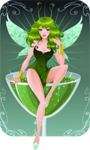 Green Rose absinth