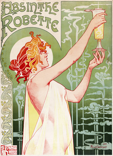 Absinthe Robette alkohol